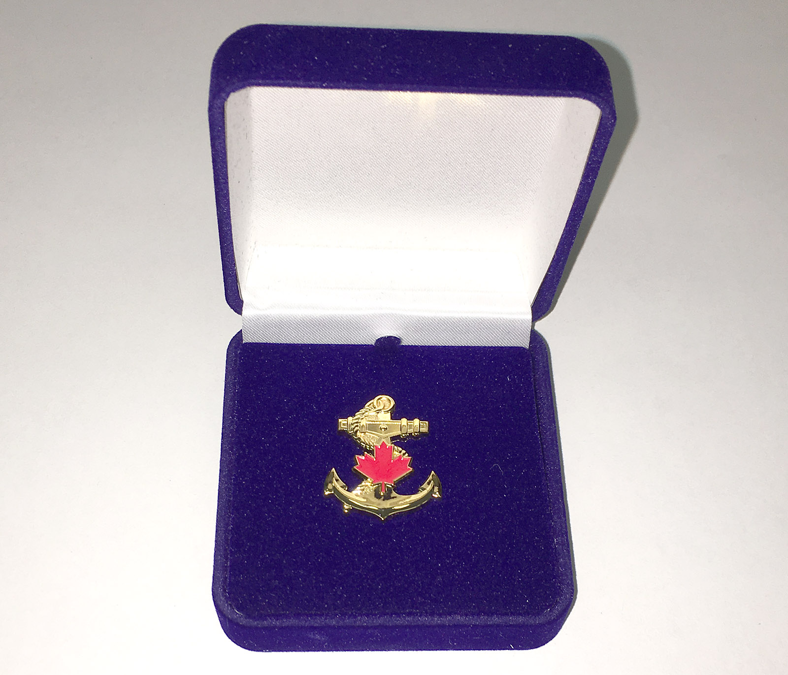 HCapt(N) insignia pin