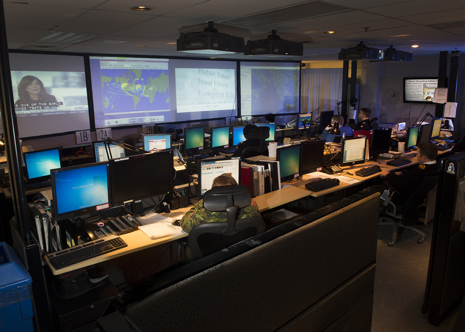 Marine Security Operations Centre